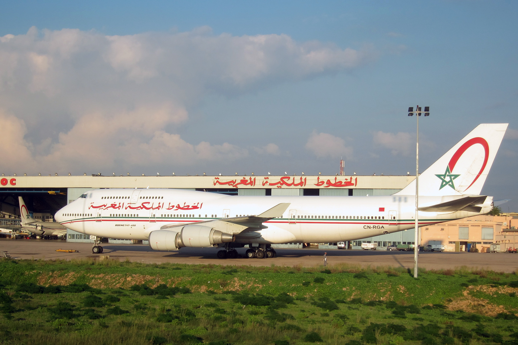Flotte Royal Air Maroc - Page 4 8877332100_f3175d5653_o