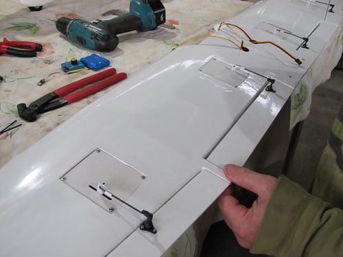 Montagem do Cesna 40 The World Models 7608910352_32c5b068ec