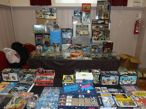Farthest From, the UK Star Wars Retro Toy Show, 23rd Sept 2012, Hampshire, UK 8019392886_230ae895f6