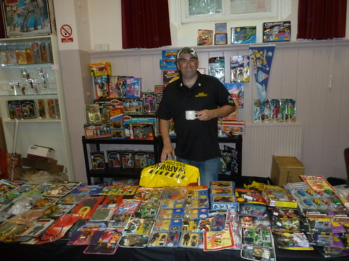 Farthest From, the UK Star Wars Retro Toy Show, 23rd Sept 2012, Hampshire, UK 8019428928_5109e3d6bd