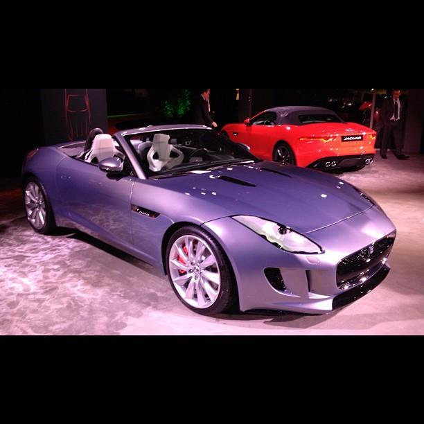 2012 - [Jaguar] F-Type - Page 6 8027611815_f79eac8620_o