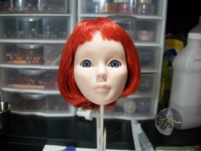 HOW TO: Install eyes into a dolls head 8115086864_de6e6976e6_o