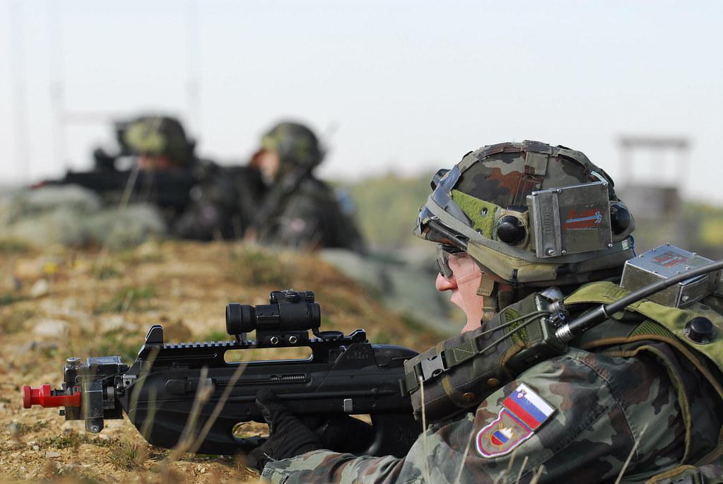 Slovenian Armed Forces / Slovenska vojska 8077473226_a46c0dab0d_b