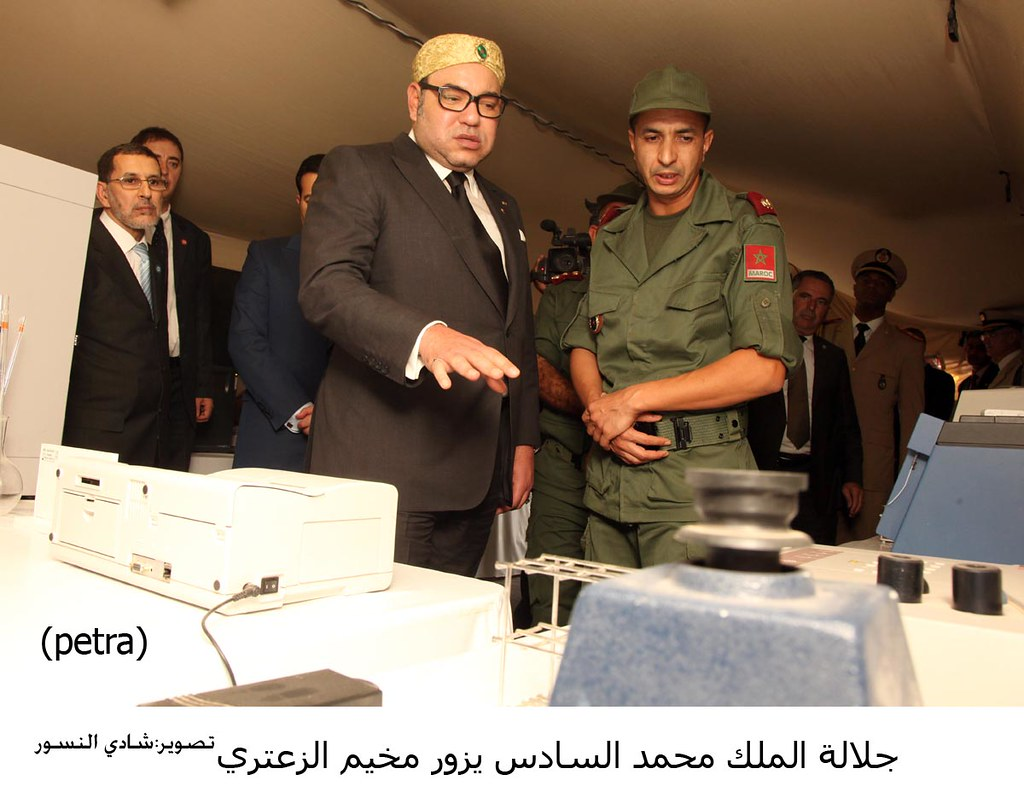 Hôpitaux de Campagne des FAR / Moroccan Field Hospitals - Page 2 8100359615_556391cd9f_b