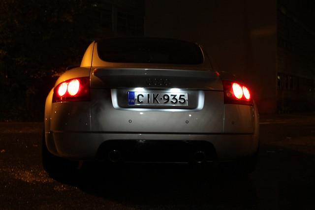Pellepoliisi's bensa kutonen nelkku ja ex Lichtsilber TTQ  8109637662_be090fba16_z