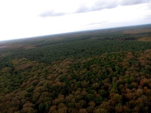 KAP au dessus de la forêt du Gavre 8142187627_6610337bb6