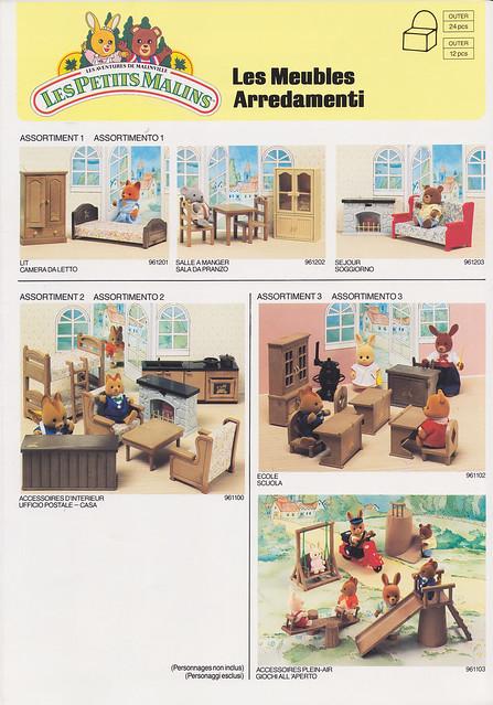 Petits Malins (les) et l'ours Gabby (Bandaï) 1986 - 1987 8198551555_540258a73f_z