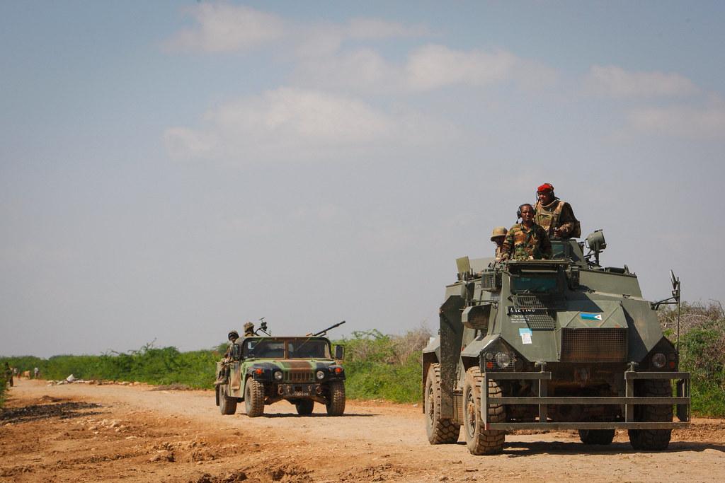 Armée djiboutienne / Djibouti National Army 8213490446_5f71bc5182_b