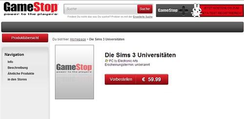 Les Sims™ 3 University 8220762609_40e455ff16
