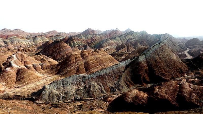 சீனாவின் வண்ண நிலபரப்பு டான்சியா - படங்கள் 8221801689_a89d9ccd99_c