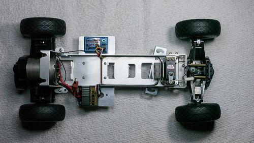 LANE Boys RC's Tamiya XR311 build 8235117388_e0e5115baf