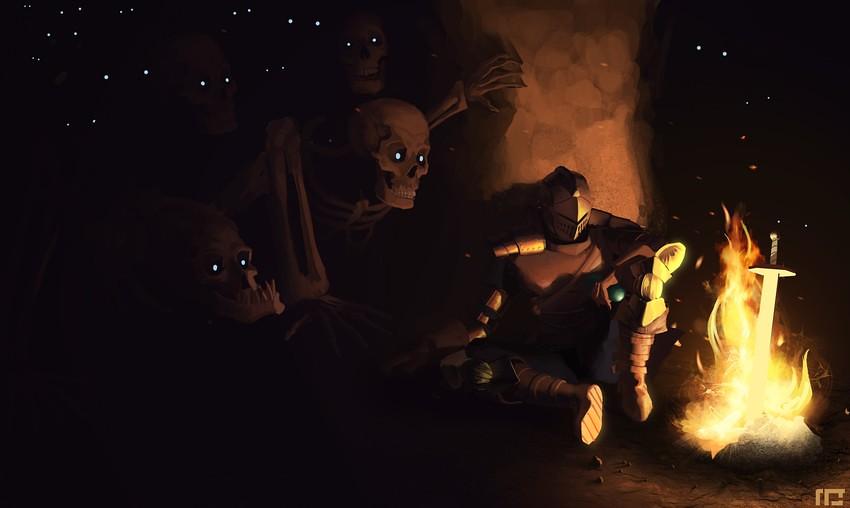 Dark Souls Image Thread 8169721777_0362d9cbd5_b