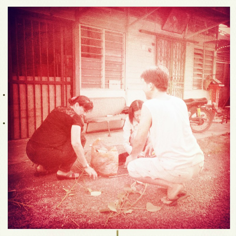 Malaysia 200 Years Old Tradition Hakas Village (Toy Camera) 8256856395_d7d97142e1_c