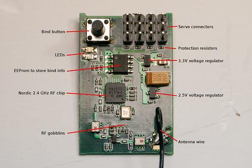 build - Laneboysrc - DIY Light controller system 8306033675_482c29b264