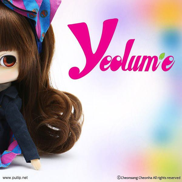 Yeolume - новая кукольная линия Groove 8402078130_46bd909405_z