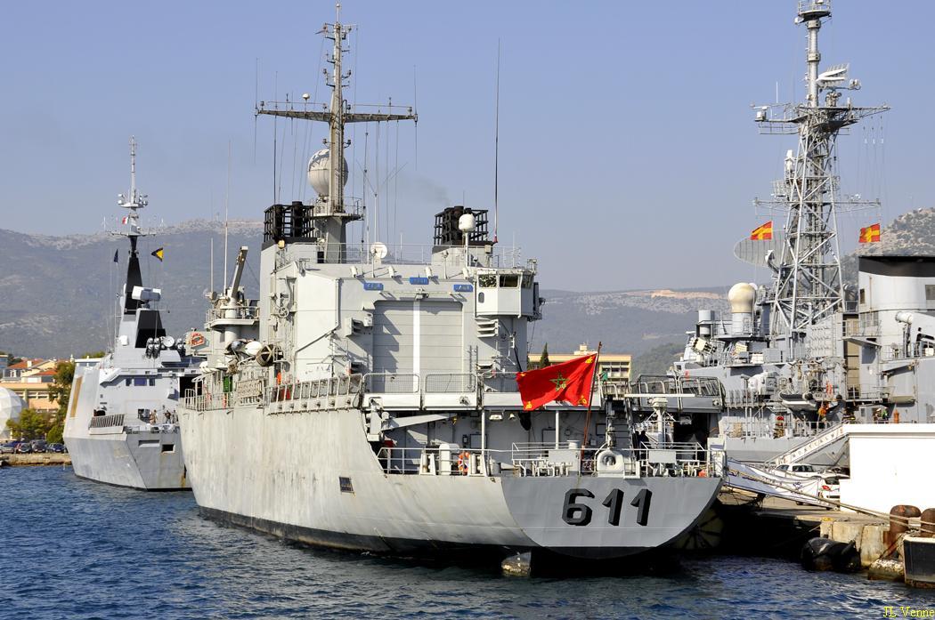 Royal Moroccan Navy Floréal Frigates / Frégates Floréal Marocaines - Page 8 8256039677_6bea1b5d58_o