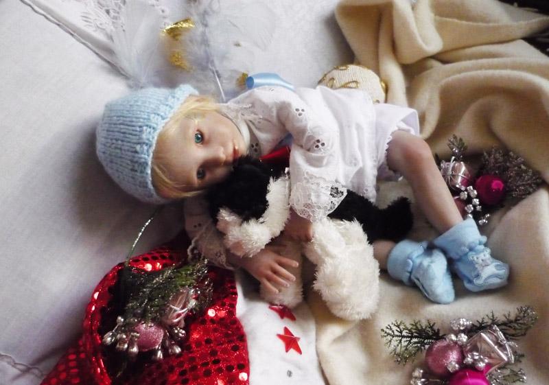 Nurserie Neko doll  8404465593_3400903f4b_c