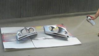 Pellepoliisi's bensa kutonen nelkku ja ex Lichtsilber TTQ  8383785467_532bf32b55_n