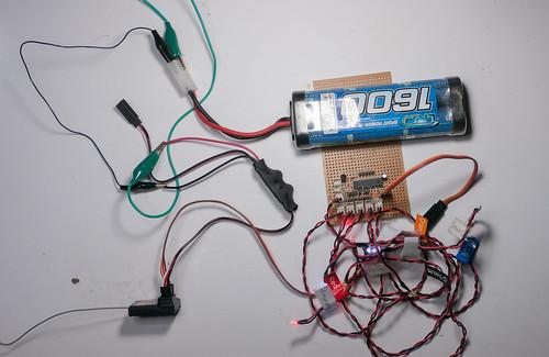 build - Laneboysrc - DIY Light controller system 8427324894_aa3b856cac