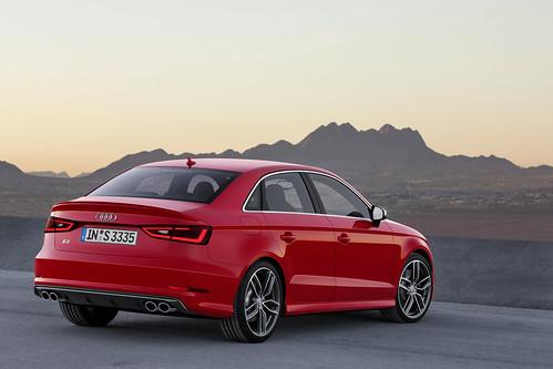Audi A3 Sedan, una berlina que dará que hablar 8593537151_6c7511c1f0