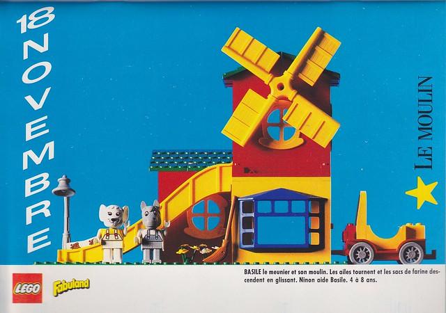 Fabuland (LEGO) - 1979-1989 8466450327_8ee063c02c_z