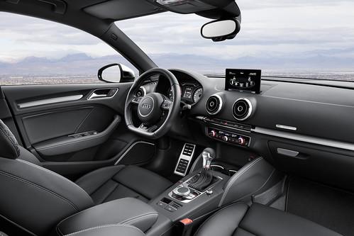 Audi A3 Sedan, una berlina que dará que hablar 8594641676_de86766a7c