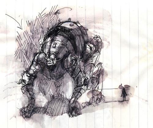 Gribouilles et doodles  8684181696_0e67067ab5