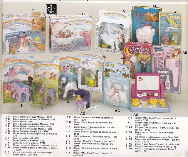Mon Petit Poney (HASBRO) 1982 - 1994 - Page 2 8674100017_5c7c6318bb_z