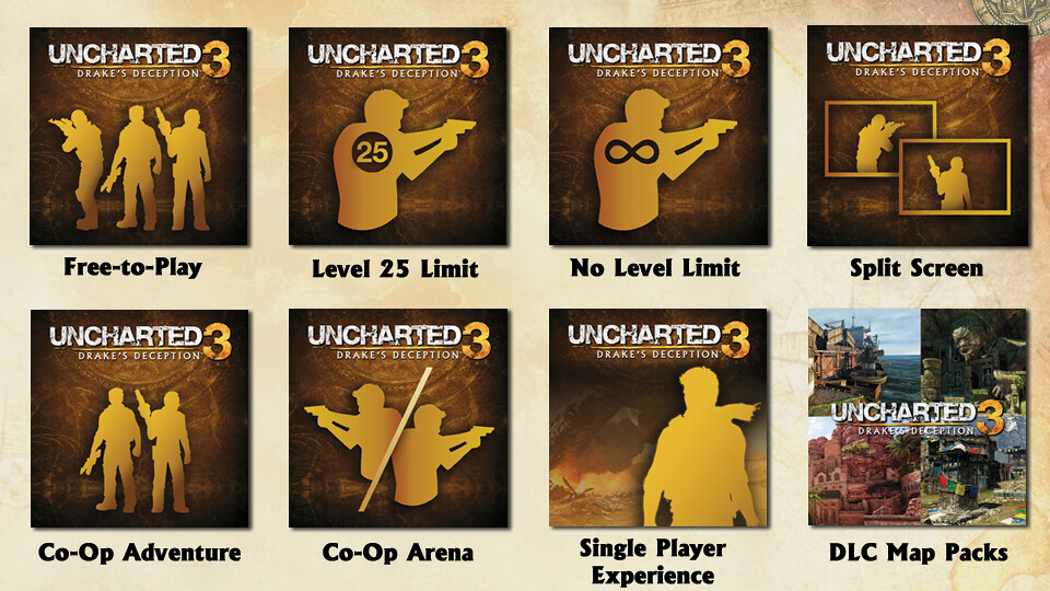 [GAME] Uncharted 3: Drake's Deception PS3 - SAIU! Fotos in game - Página 2 8498105017_28a0e61f11_b
