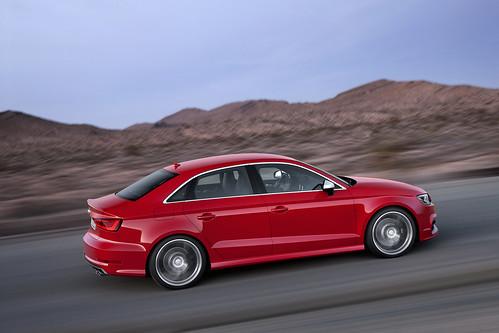Audi A3 Sedan, una berlina que dará que hablar 8594638126_945eea21e5