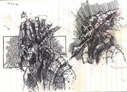 Gribouilles et doodles  8704582137_034e281b5b