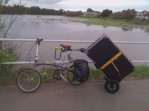 Chariot Travoy de chez Burley - Page 2 7864914862_bb12e79c7d