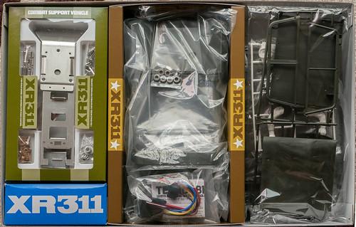 LANE Boys RC's Tamiya XR311 build 7740404980_400aefc526