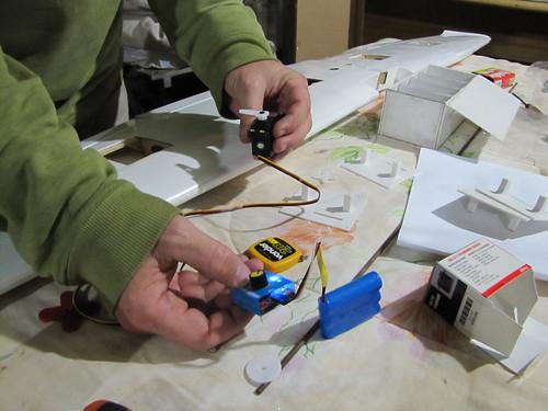 Montagem do Cesna 40 The World Models 7604829828_edf0b14b6f
