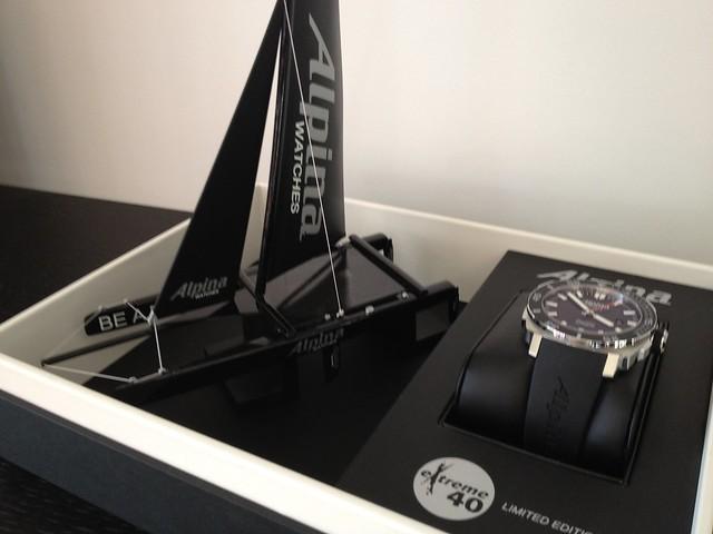 [Unboxing] Alpina Sailing LE 7945047216_5080d4db0c_z