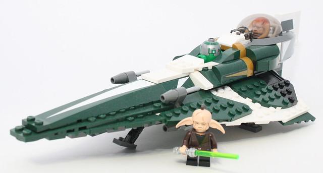 9498 Saesee Tiin's Starfighter 8067966093_2edc7c1799_z