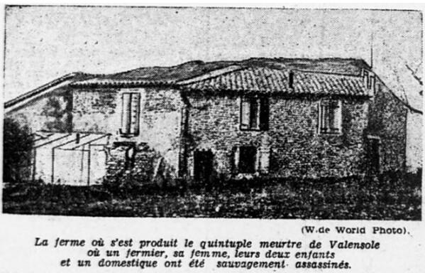 Alexandre Ughetto – Le quintuple assassinat de Valensole -1930 8039417702_d517f044c3_z