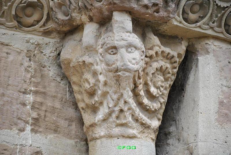 El demonio en el románico 8068171727_240f6ffc20_c