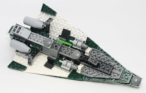 9498 Saesee Tiin's Starfighter 8067962557_bf9bc05348