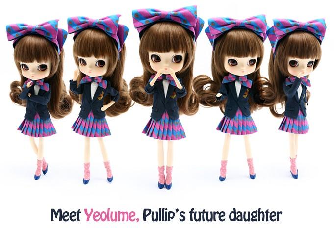 Yeolume - новая кукольная линия Groove - Страница 2 8415452185_4db1db0490_b