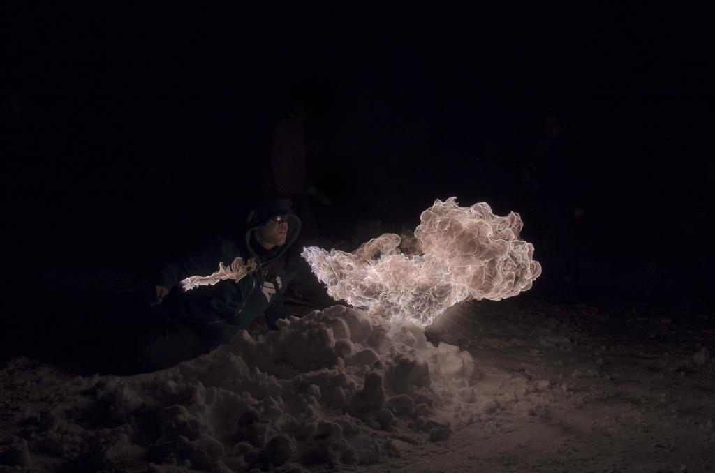 soirée de feu au Palais de Tokyo 19 janvier 2013 8395684981_19ef2387e9_o