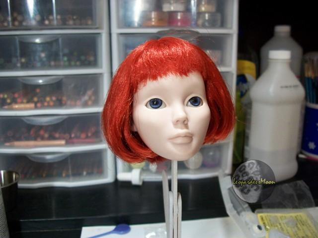 HOW TO: Install eyes into a dolls head 8115077369_9962374b2b_o