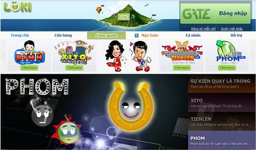 Cổng game dân gian hoành tráng nhất ra mắt cộng đồng Gate  8096331462_a4fc354eb9