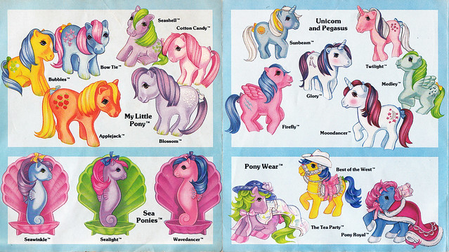 Mon Petit Poney (HASBRO) 1982 - 1994 8258770262_729996211c_z