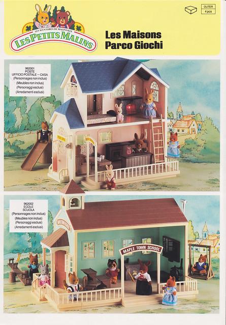 Petits Malins (les) et l'ours Gabby (Bandaï) 1986 - 1987 8198543819_4cea23f4a6_z
