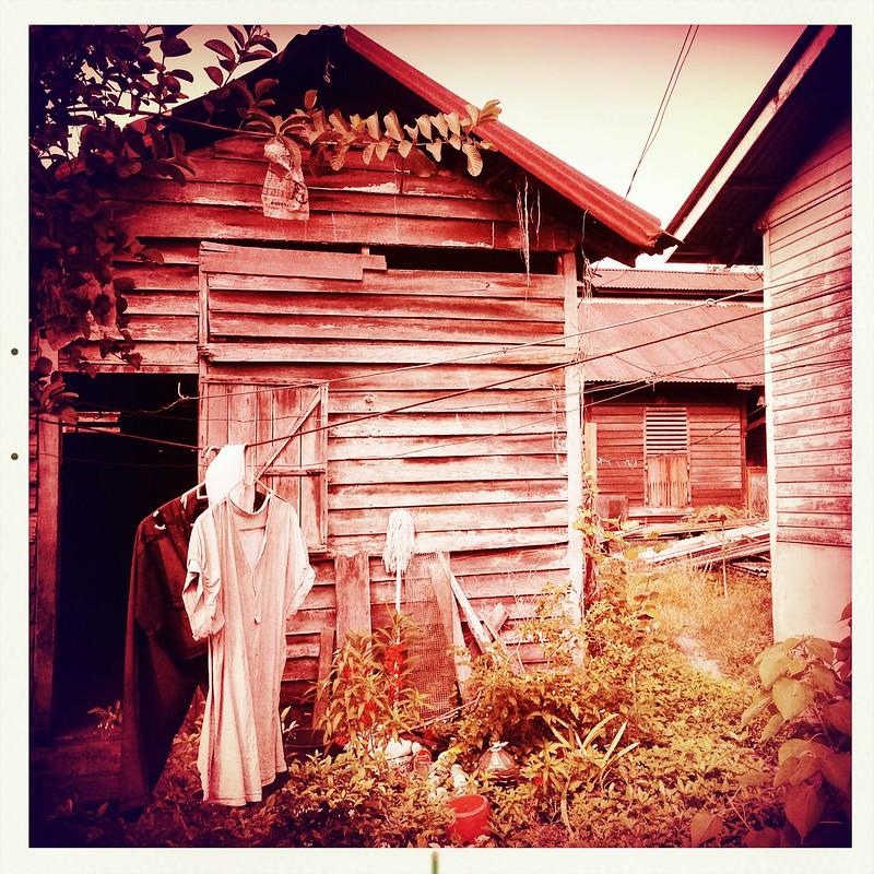 Malaysia 200 Years Old Tradition Hakas Village (Toy Camera) 8256837875_f860b1b06f_c
