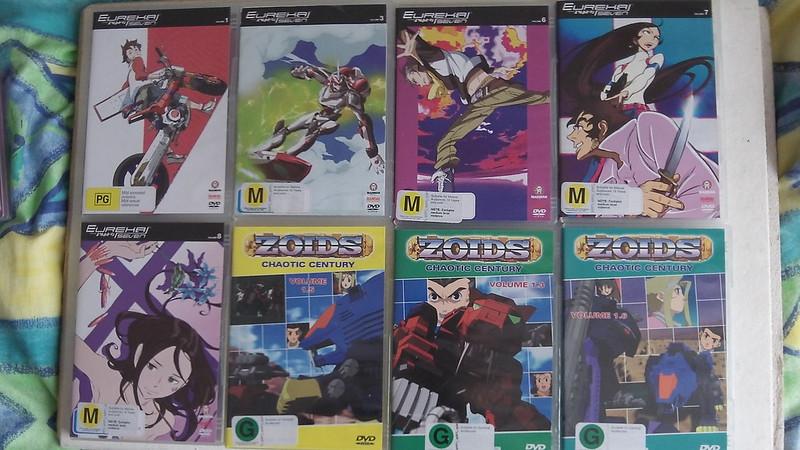 [Seller] DVD's. Anime and cartoons 8477868006_ca3f817494_c