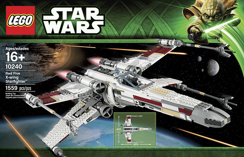 UCS X-wing 10240 Red Five X-wing Starfighter Officially Leaked 8475572686_64c75a0714