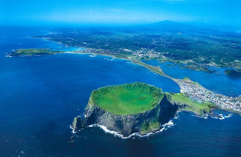 Isla de Jeju, la triple maravilla de la naturaleza 8471343231_cf72fc4f0d_c