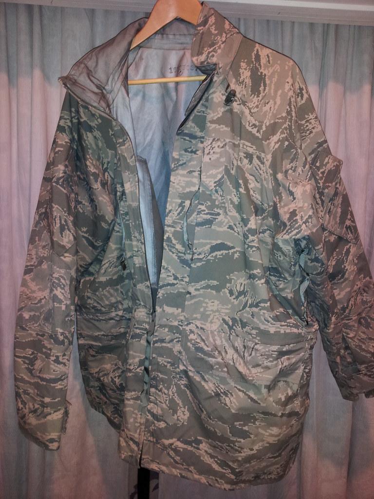 USAF APECS Parka 8424627536_8f8b8725b2_b